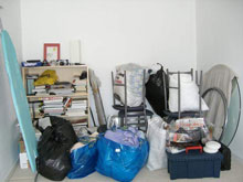 Poised To Move Declutter Before